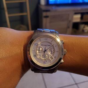 Michael Kors Stainless Steel watch MK 8086